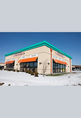 Commercial Metal Awnings | Metal Fabrication