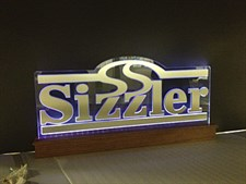 Custom Illuminated Letters