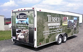 Trailer Graphics and Signage