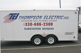 Commercial Truck Graphics and Signage